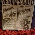 Venom - Other Collectable - Venom  - Venom's Gold
