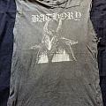 Bathory - first ever shirt 1984