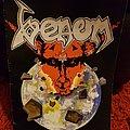 Venom - Other Collectable - Venom World Possession Tour 1985 programme