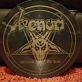 Venom - Welcome to Hell  picture disc Tape / Vinyl / CD / Recording etc