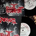 "Venom - Tape / Vinyl / CD / Recording etc - Venom  - Bloodlust 7"" red"