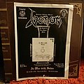 Venom - Other Collectable - Venom - At War with Satan mag ad