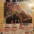 Venom - Other Collectable - Venom + Exciter ticket set