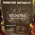Venom - Other Collectable - Venom - Resurrection mag ad