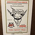 Venom - tour poster print 1985 Other Collectable