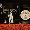 """Venom - Tape / Vinyl / CD / Recording etc - Venom - Warhead 7"""" Mantas"""