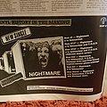 Venom - Other Collectable - Venom - Nightmare single ad