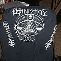 Ministry - Longsleeve Shirt