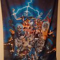 Iron Maiden - Best Of The Beast Poster Flag