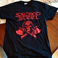 Sacred Steel - Europe United In Blasphemy Tour Shirt 2015