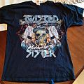 Twisted Sister - World Tour 2008 T-Shirt