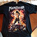 Manowar - Warriors Of The World 2002 Tour Shirt