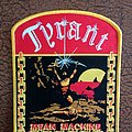 Tyrant - Patch - Tyrant - Mean Machine patch