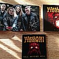Paragon - Hell Beyond Hell (Signed + patch)