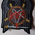 Embroidered Slayer patch