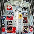Kat - Battle Jacket - Vest update