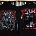 Slayer - TShirt or Longsleeve - Slayer - 05/11/18 - Cardiff Metropoint Arena