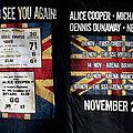 Alice Cooper – Wembley Arena – 16/11/2017