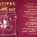 Festival Moo-Ah! 31/3-1/4/2017