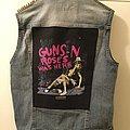 My Battle Jacket in Progress
