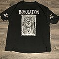 Immolation - TShirt or Longsleeve - Immolation - No Jesus No Beast