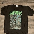 Suffocation - TShirt or Longsleeve - Suffocation - Pierced From Within BlueGrape shirt
