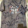 Deftones S/T Tie Dye Shirt