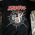 Exodus - Bonded By Blood Concert Tee 2015