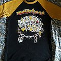 Motorhead - Iron Fist Baseball Shirt