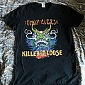 Thin Lizzy - TShirt or Longsleeve - Thin Lizzy - Killer On The Loose Shirt