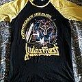 Judas Priest - Defenders Of The Faith Baseball Shirt