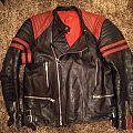 None - Battle Jacket - Leather Jacket