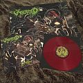 Retrogore Red Vinyl & Complementary Poster