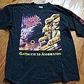Morbid Angel - TShirt or Longsleeve - MORBID ANGEL Gateways To Annihilation Tour 2001