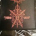 Celtic Frost Patch woven