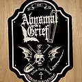Abysmal Grief Backpatch woven