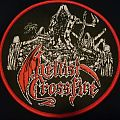 Hellish Crossfire Patch woven