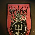 Watain Patch woven