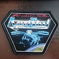 Agent Steel Patch woven