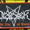 Desaster Patch woven