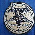 Venom Snakeleather Patch