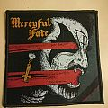 Mercyful Fate Melissa woven Patch
