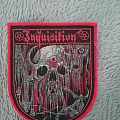 Inquisition patch woven