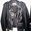 80's Schott Perfecto 618 Battle Jacket