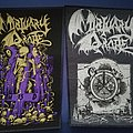 Mortuary Drape Backpatch