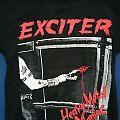 Exciter Shirt Heavy Metal maniac