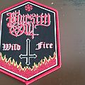 Burstin Out Patch woven