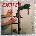 Exciter - Violence & Force LP Tape / Vinyl / CD / Recording etc