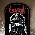 Nocturnal Patch 2 woven