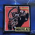 Warhead - Patch - Warhead Speedway